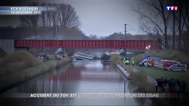 Accident du TGV-Est : publication d'un rapport accablant pour une filiale de la SNCF