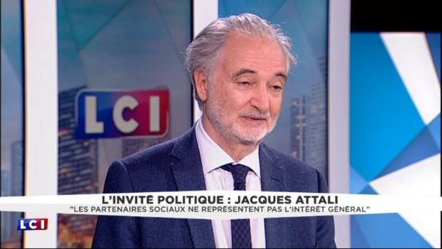 """Drame de ms migrants en Méditerranée : """"La France n'est pas à la hauteur"""" pour Jacques Attali"""