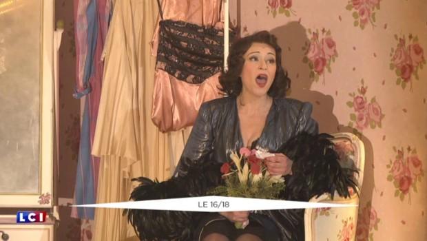 """""""Kiss me, kate"""" embrase le Châtelet : """"C'est une version musicale de """"La Mégère apprivoisée"""" de Shakespear"""