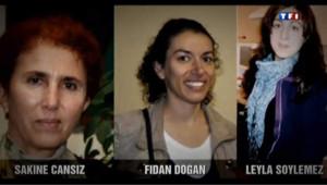 Le triple meurtre de militantes kurdes à Paris