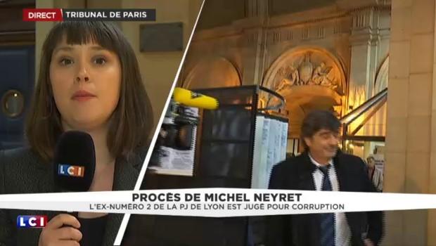 """Procès Neyret : """"Ce n'est pas le procès de la police mais bien celui d'un seul homme"""""""