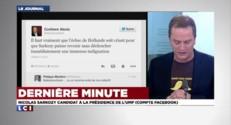 Retour de Sarkozy : les socialistes aussi réagissent sur Twitter