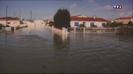 Zone inondable après Xynthia