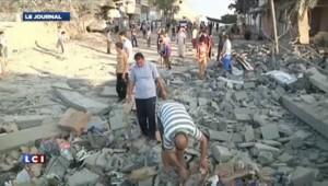 Bombardements à Gaza : un cessez-le-feu de 12h samedi selon un porte-américain