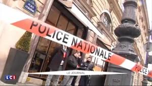 Braquage de bijouterie place Vendôme : les deux individus toujours en fuite