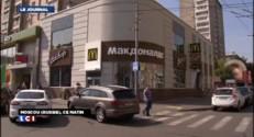 La Russie ferme quatre restaurants McDonald's