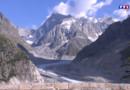 Le 13 heures du 30 juillet 2015 : Réchauffement climatique : à Chamonix, la Mer de Glace fond sans discontinuer - 1372