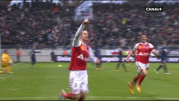 Ligue 1 : l'exploit de Reims face au PSG (1 - 0)