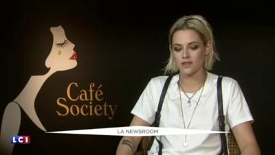"""Pour Kristen Stewart, à Cannes, """"On est pas dans l'apparence, on est dans la réalité"""""""