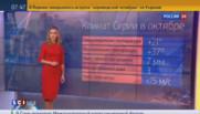 Une présentatrice russe se félicite des excellentes conditions météo pour les frappes en Syrie