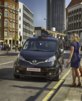 Nissan NV200 London Taxi 2012
