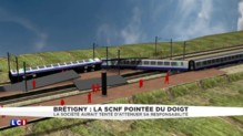 "Accident de Brétigny: ""Que la SNCF soit plus transparente, plus loyale"""