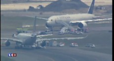 Air France : posé, l'avion escorté par des chasseurs américains doit être fouillé