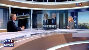 "Ayrault sur TF1 : ""Le cap est tenu malgré quelques maladresses"""