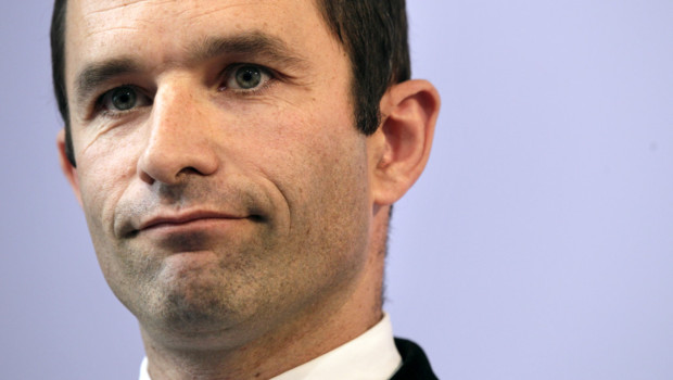 Benoit Hamon en 2011/Image d'archives