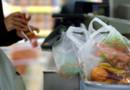 Des sacs en plastique