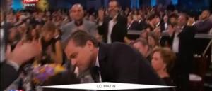 Golden Globes : Leonardo Di Caprio et Jennifer Lawrence récompensés