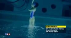 L'image de la semaine : des nageuses marchent sur l'eau