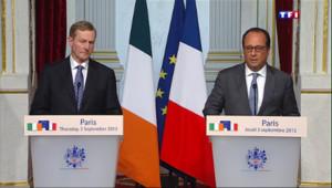 Le 20 heures du 3 septembre 2015 : François Hollande - 429