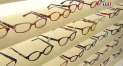 Le 20 heures du 9 mai 2014 : Plafonnement du remboursement des lunettes : quelles cons�ences ? - 1116.1140412597656