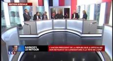 Le retour de Sarkozy ou le spectre du Général de Gaulle en 58 ?