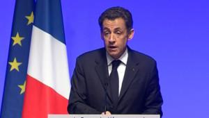Nicolas Sarkozy Otan