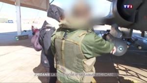 Sur la base aérienne secrète de l'armée française dans le désert jordanien
