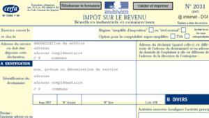TF1 / LCI Une feuille d'imposition