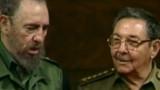 Fidel Castro a le moral