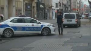 Istanbul : attentat suicide au cœur d'une grande rue piétonne, deux morts (19/03)