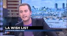 J'achète (ou pas) : la Wish List de Benoît Gallerey