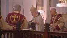 Le 13 heures du 28 novembre 2014 : Les chr�ens de Turquie re�vent le pape Fran�s - 1296.0101518554684