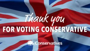 Le parti conservateur britannique, mené par David Cameron, est en tête des sondages à la sortie des urnes.