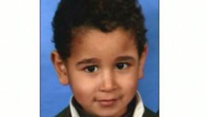 Le petit Younes, 4 ans (octobre 2009)