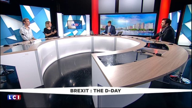 """Référendum britannique : """"Il y aura des questions à se poser"""" après le résultat"""