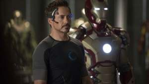 Robert Downey Jr dans Iron Man 3