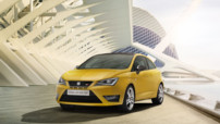 SEAT Ibiza Cupra Concept 2012