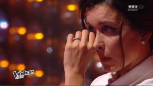 The Voice Kids - Jenifer Pleure devant Carla