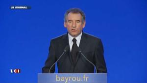 Bayrou veut un référendum de « moralisation de la vie publique »