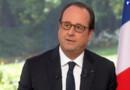 François Hollande, le 14 juillet 2016