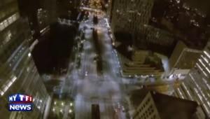Ils ont sauté du toit du plus haut gratte-ciel des Etat-Unis