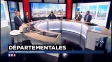 """""""La droite réalise une progression plus ou moins modeste"""", note Judith Waintraub"""