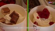 Le yaourt glacé, un nouveau dessert qui fait de l'ombre au sorbet