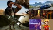 Mario Bros, Nathan Drake, des Gardiens et un Américain à Paris : que de rendez-vous vidéo-ludiques à ne pas manquer !