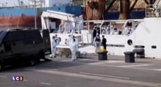 Naufrage d'un chalutier en méditerranée : le bilan s'alourdit, deux rescapés arrêtés