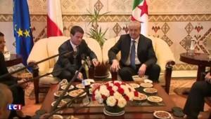 """Refus de visas à des journalistes : pour Valls, """"l'amitié franco-algérienne"""" dépasse les petits problèmes"""