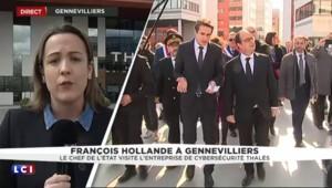 Thalès va embaucher 6000 personnes en 2016, avec 2000 à 3000 embauches rien qu'en France