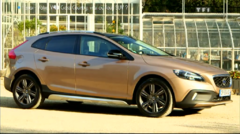 Essai Automoto Volvo V40 Cross Country 2013