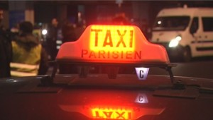grève taxis orly