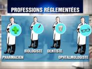 Le 20 heures du 29 septembre 2014 : R�rme des professions r�ement� : les soignants voient rouge - 787.626